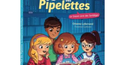 Le club des Pipelettes - 7 - Le Grand Livre des Sortileges