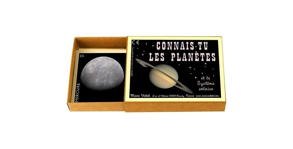 Connais tu les Planètes