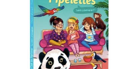Le club des Pipelettes - 2 - Pyjamagique