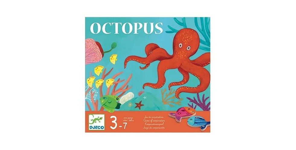 Jeux - Octopus