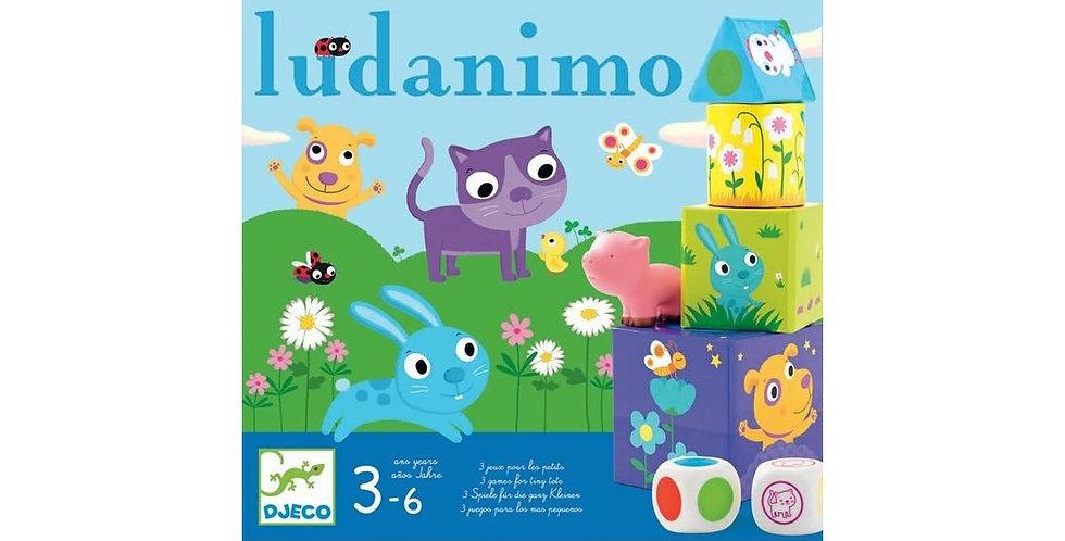 Jeux - Ludanimo