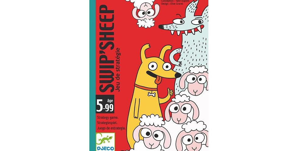 Jeux de cartes - Swip'Sheep