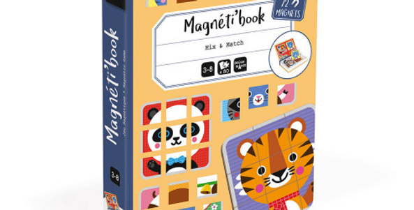 Magnetibook - Mix and Match