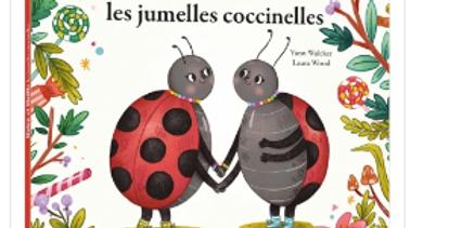 Mes p'tits albums - Malou et Maelle les jumelles coccinelles