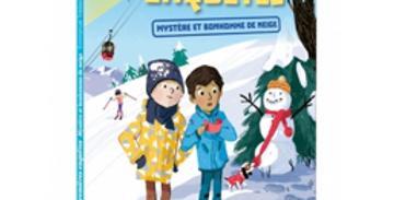 Mes 1ères enquêtes - Mystère et bonhomme de neige