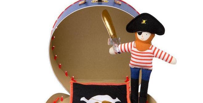 Mini valise Pirate