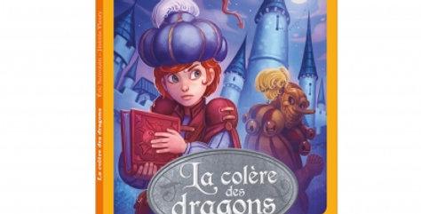 La colère des dragons - La tour de l'oubli - Tome 2