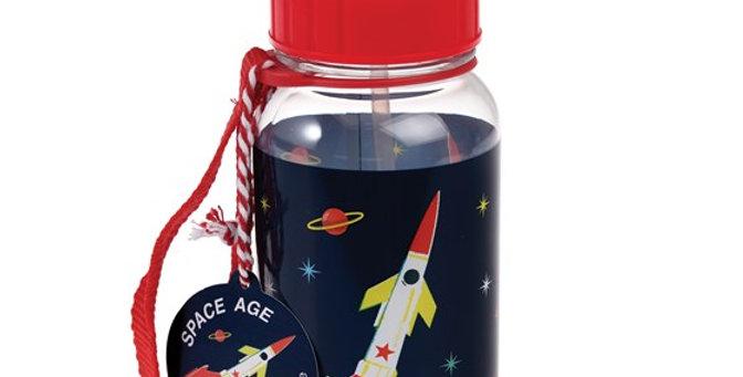 Bouteille d'eau Space Age