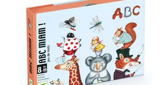 Jeux de cartes - ABC Miam