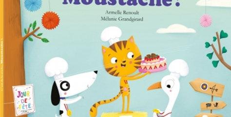 Mes p'tits albums - C'est de la triche, Moustache !