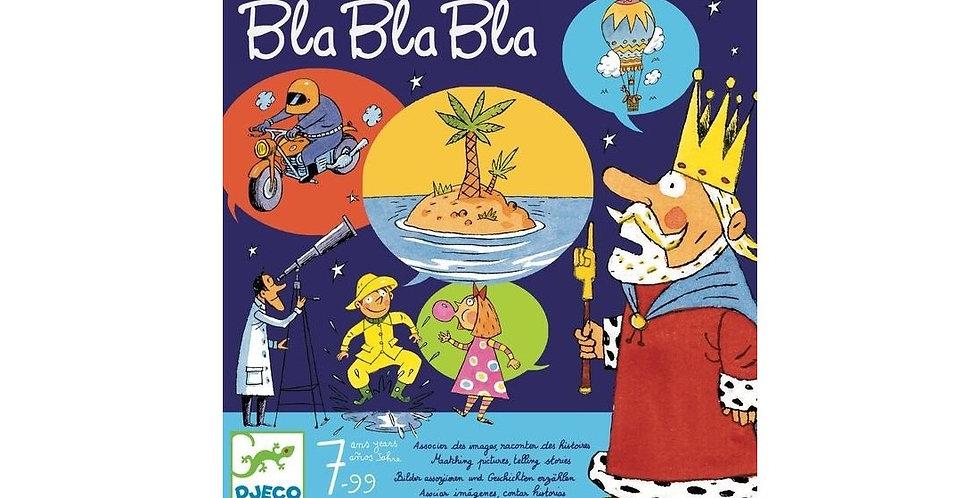 Jeux - Bla bla bla