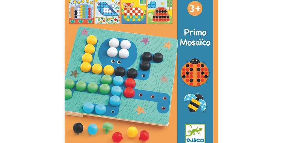 Jeux éducatifs - Primo Mosaico
