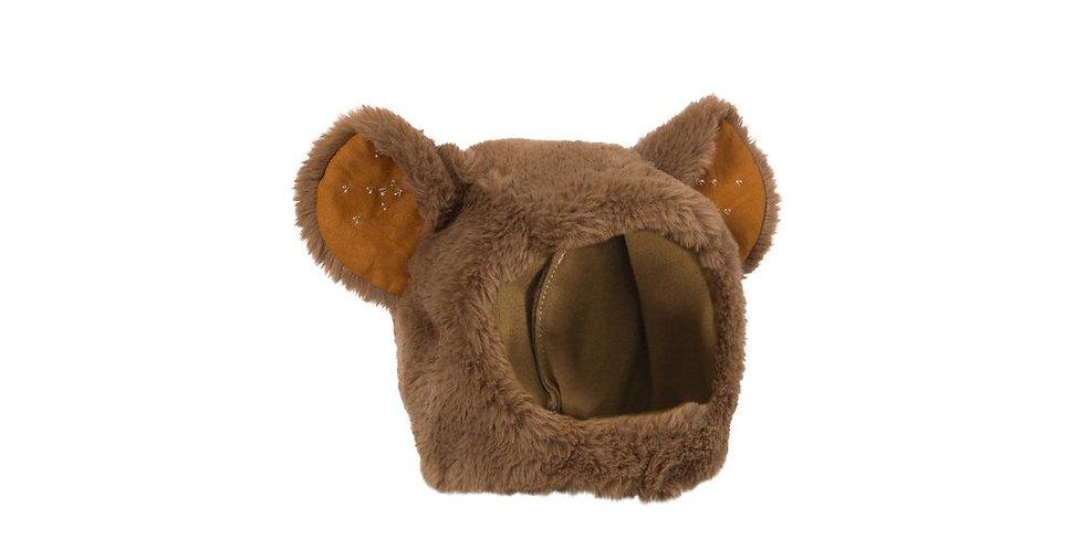 Bonnet ours brun - Rendez-vous chemin du loup