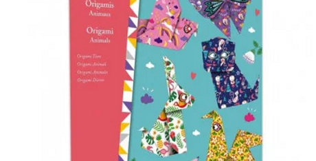 Origamis - Animaux Janod