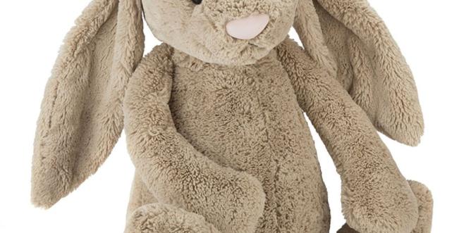 Bashful Bunny really really big