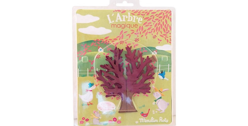 L'arbre magique