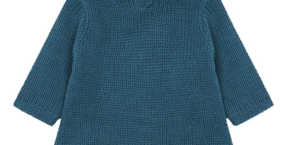 Burnou Bleu prusse 06M