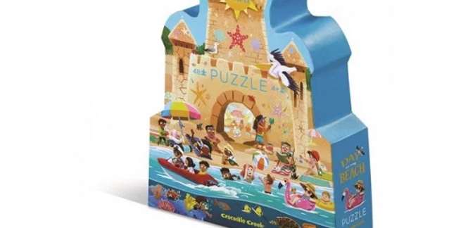 Day at the Museum - At the beach 48 pcs