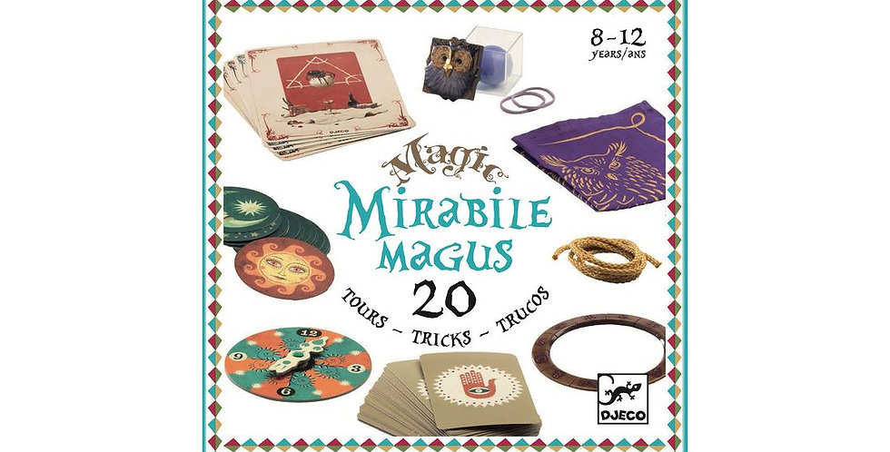 Magie - Coffret Mirabile Magus