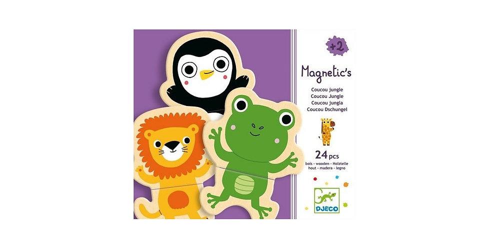Magnetic's bois - Coucou Jungle