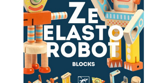 Construction gallery - Ze elastorobot