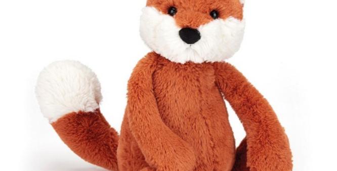 Bashful Fox club small