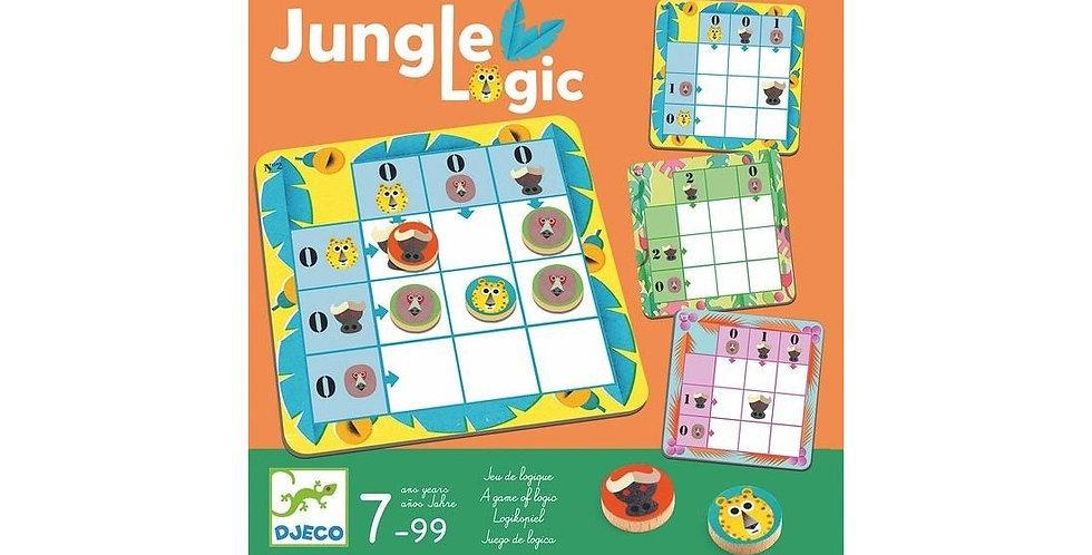Jeux - Jungle Logic
