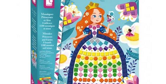 Mosaiques - Princesses et fées