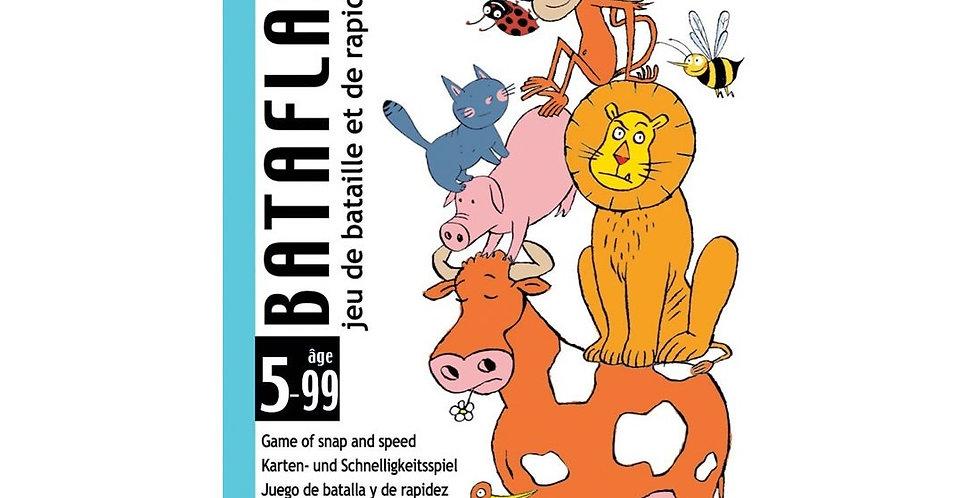 Jeux de cartes - Bataflash