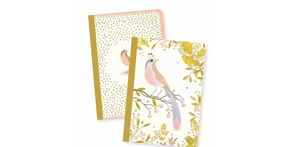 Lovely Paper - Duo petits carnets Tinou