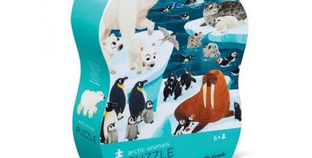 72 pcs Puzzle -Arctic