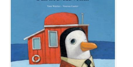 Mes p'tits albums - Martin le pingouin a un nouveau voisin