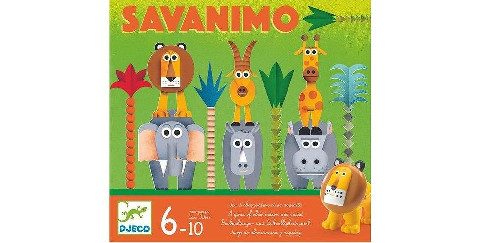 Jeux - Savanimo