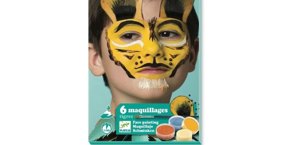 Coffret Maquillage - Tigre