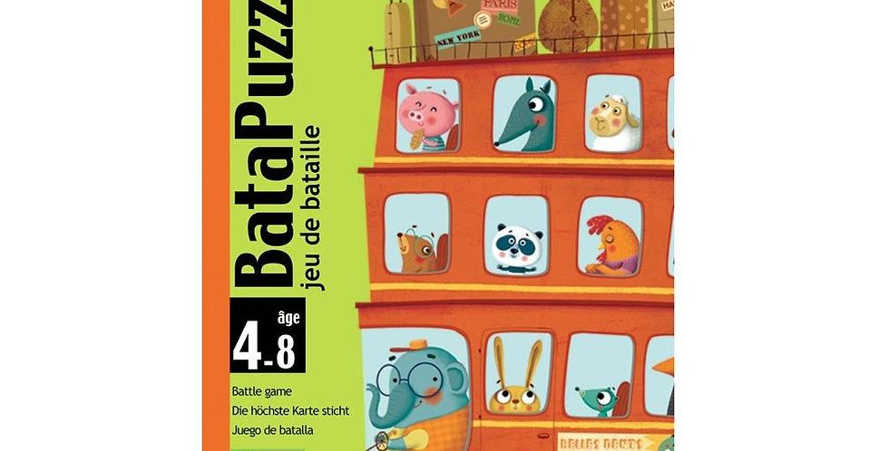 Jeux de cartes - BataPuzzle