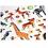 Thumbnail: Gommettes et stickers - Maman et petits
