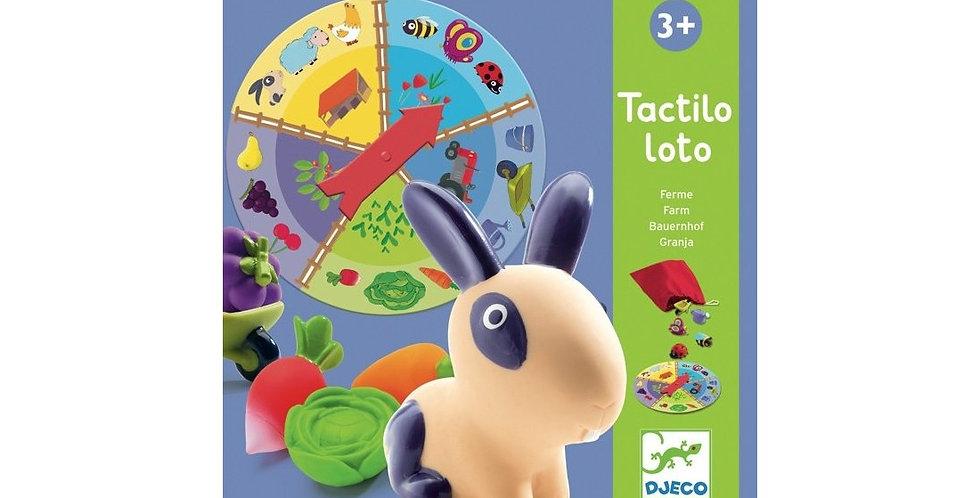 Jeux éducatifs - Tactilo Loto Ferme