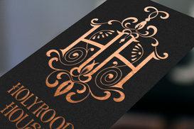 Holyrood Monogram