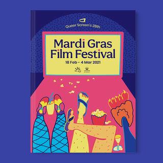 Mardi Gras Film Fest 2021