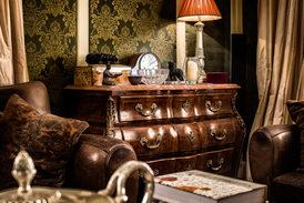 Holyrood House Interior