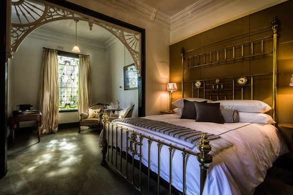 Holyrood Guest Suite