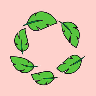 Leaf cycle, recycle