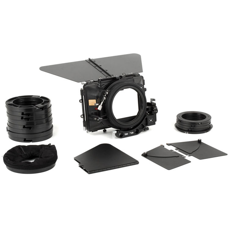 Mattebox / Clip on Wooden Camera