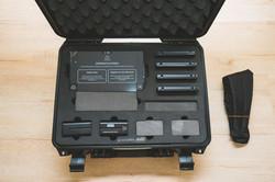 Shogun-discos rígidos-baterías