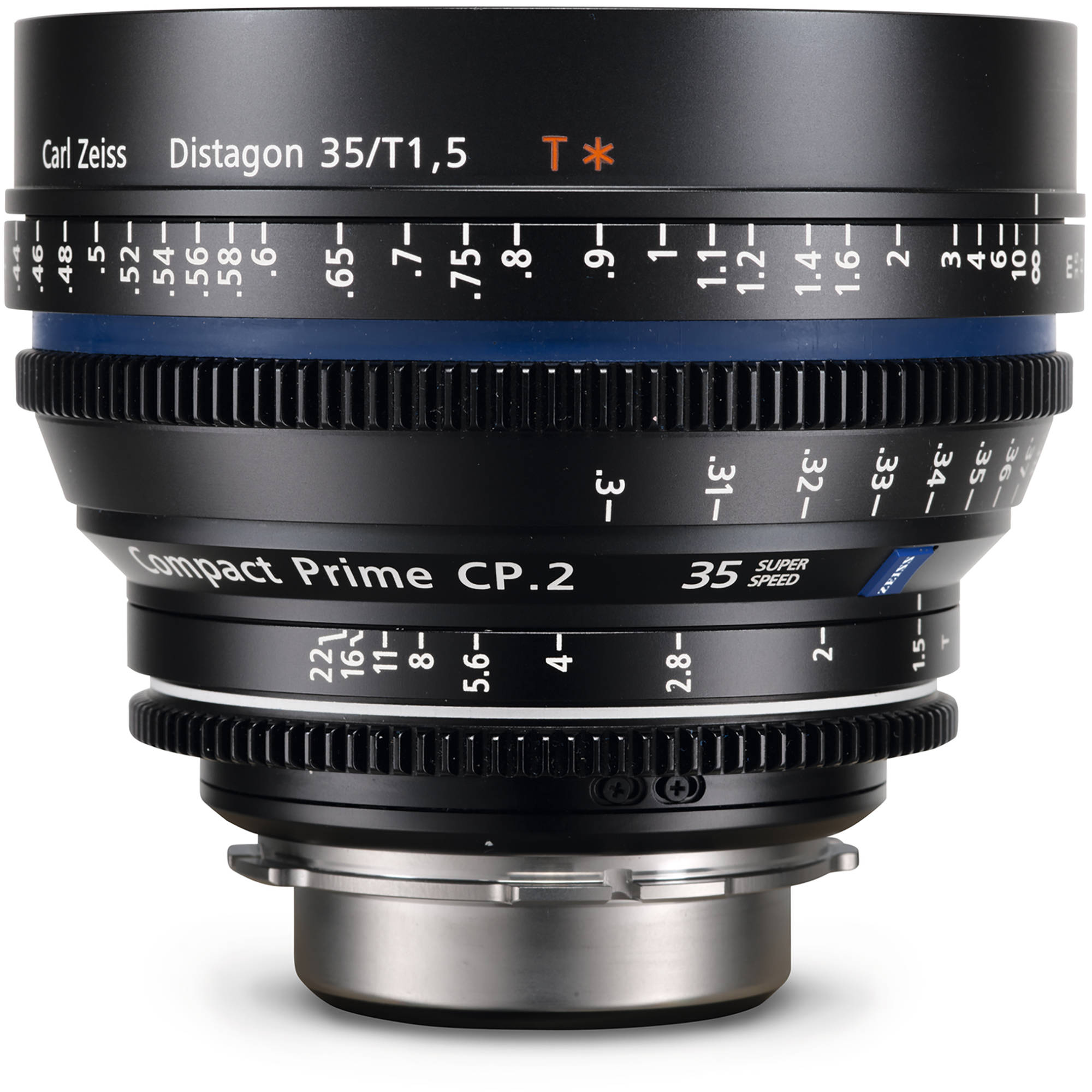 CP2 35 mm T1.5 SUPER SPEED