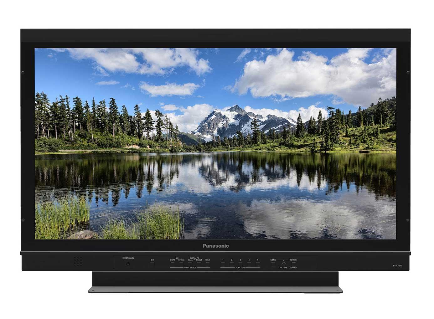 """PANASONIC BT-LH 21.5"""" SDI y HDMI"""