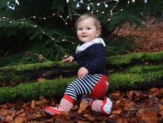 Christmas Photoshoot for Jojo Maman Bebe