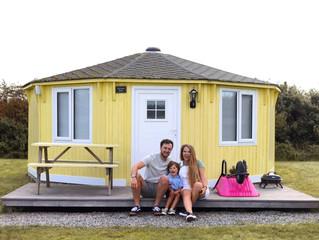 Coastal Cabins Devon Uk