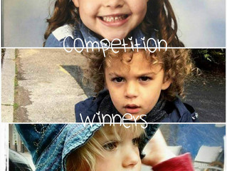 ** Competition Winners ** It's time to announce the winners of the competition. But before we do