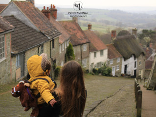 What a beautiful English village
